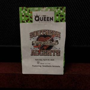 Southern Accents @ the Queen