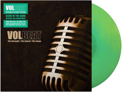 Volbeat - The Strength / The Sound / The Songs [Glow In The Dark LP]