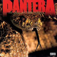 Pantera - The Great Southern Trendkill [Indie Exclusive Limited Edition Marbled Orange LP]