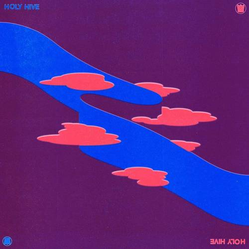 Holy Hive - Holy Hive [Indie Exclusive Limited Edition Translucent Pink / Blue Splatter LP]