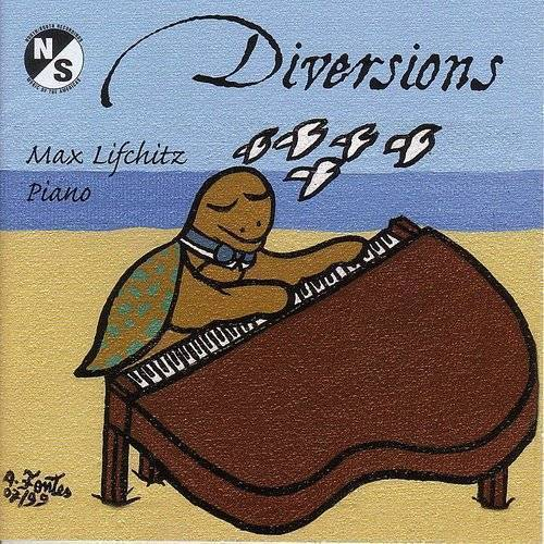 Diversions: Piano Music By American Composers