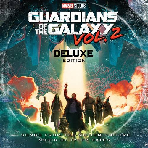 Guardians Of The Galaxy Vol. 2: Awesome Mix Vol. 2 [Deluxe 2LP]