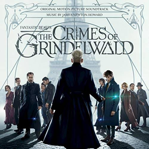 Fantastic Beasts: The Crimes of Grindelwald [Import LP Soundtrack]