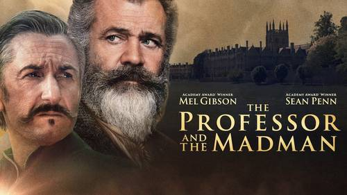 The Professor And The Madman [Movie]