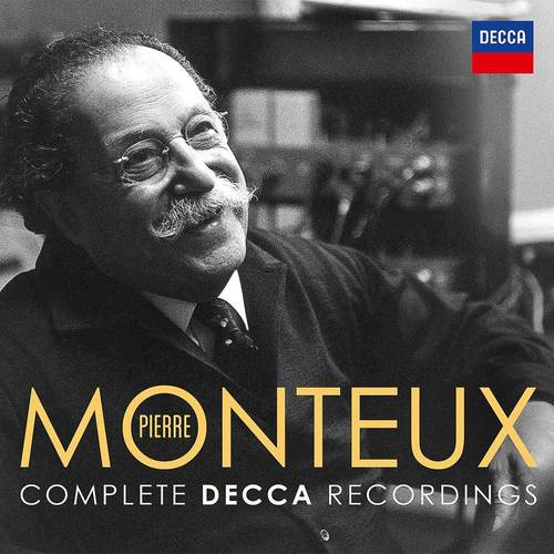 Pierre Monteux Complete Decca Recordings [4CD Box Set]