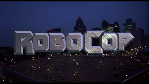 RoboCop [Movie]