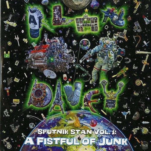 Sputnik Stan Vol 1: A Fistful Of Junk