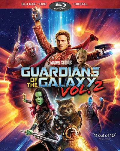 Guardians Of The Galaxy [Movie] - Guardians Of The Galaxy Vol. 2