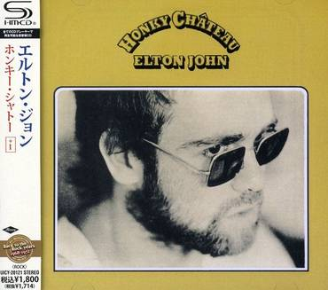 Honky Chateau [Import]