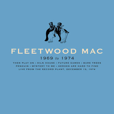 Fleetwood Mac: 1969-1974 [8CD]
