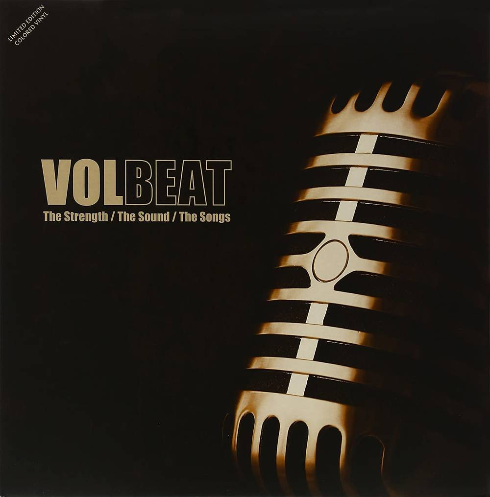Volbeat - The Strength / The Sound / The Songs [LP]