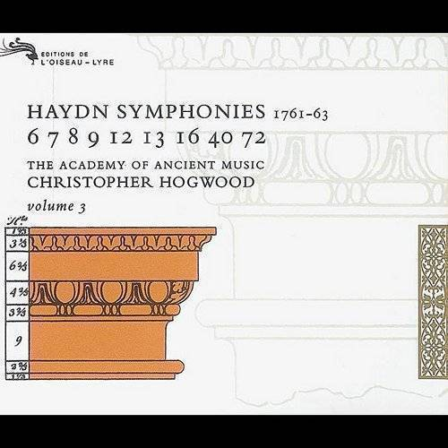 Haydn: Symphonies Vol.3 (3 CDs)