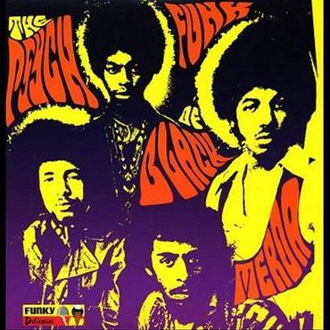 Psyche Funk Of Black Merda