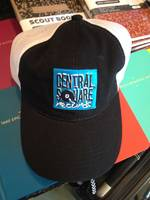Central Square Records - TRUCKER HAT (BLACK)