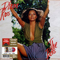 Diana Ross - The Boss [Translucent Red LP]