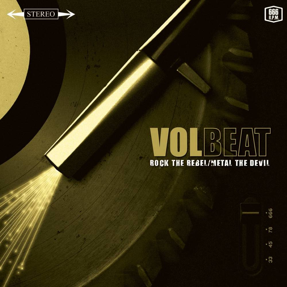 Volbeat - The Strength / The Sound / The Songs [RSD BF 2012 Picture Disc LP]