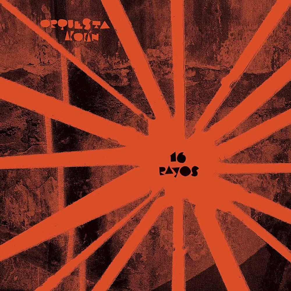 Orquesta Akokan - 16 Rayos [LP]