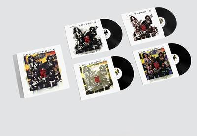 4LP Box Set