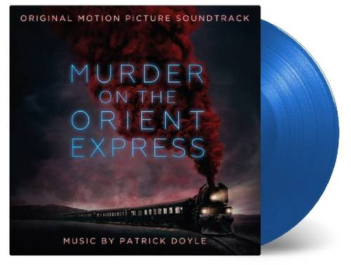Murder On The Orient Express [Limited Edition Blue 2LP Soundtrack]