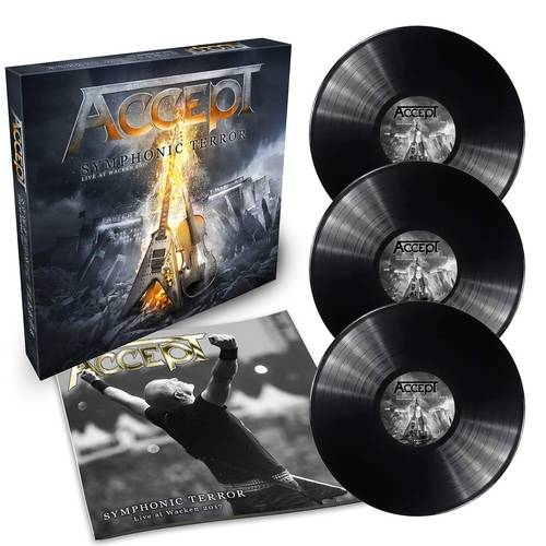 Symphonic Terror: Live at Wacken 2017 [Import 3LP]