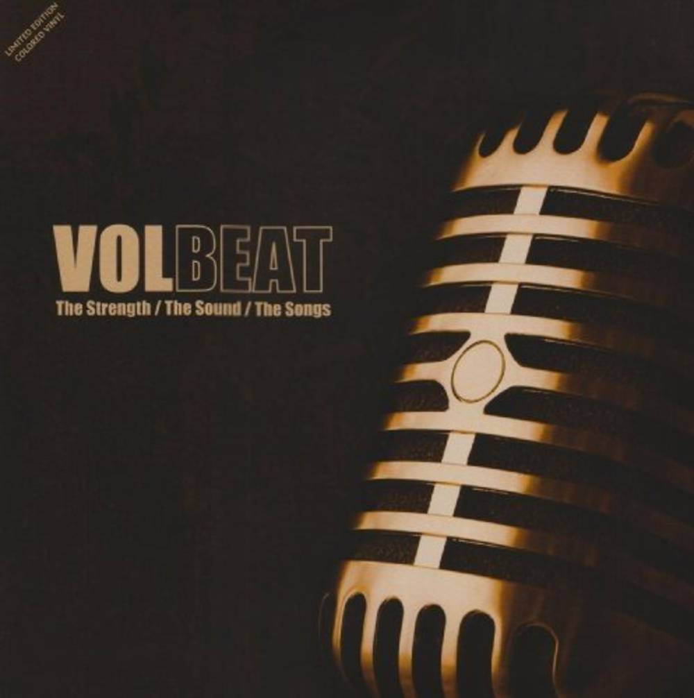 Volbeat - The Strength / The Sound / The Songs [Import LP]