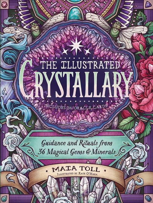 Book - Illustrated Crystallary