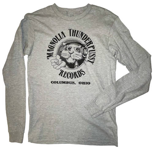 Magnolia Thunderpussy - Grey Long Sleeve (S)