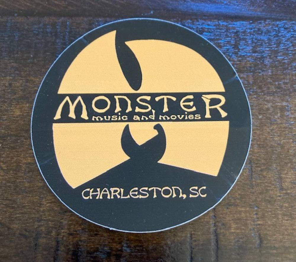 Monster Music - STICKER-W