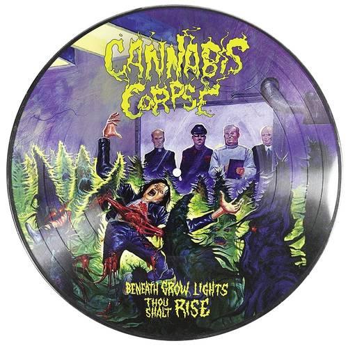 Cannabis Corpse - Beneath Grow Lights Thou Shalt Rise [Limited Edition Picture Disc LP]