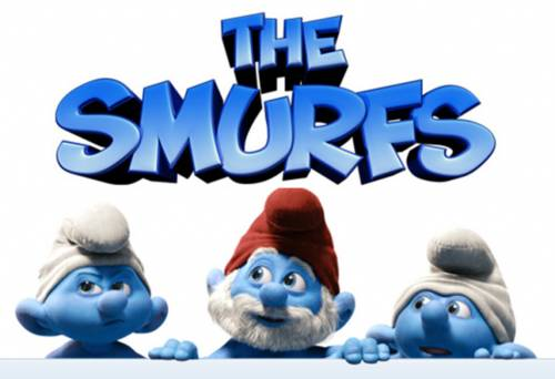 The Smurfs [Movie]