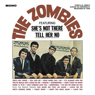 The Zombies [LP]