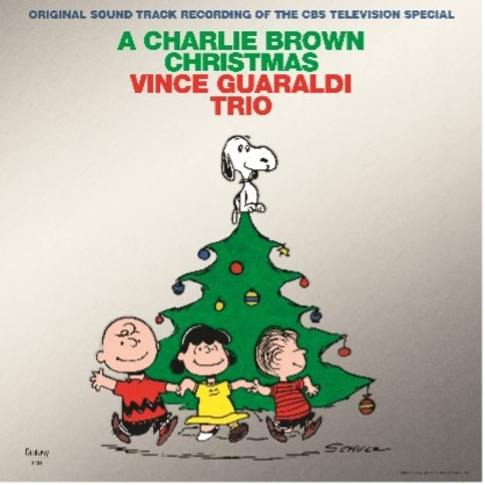 Vince Guaraldi Trio - A Charlie Brown Christmas [LP]