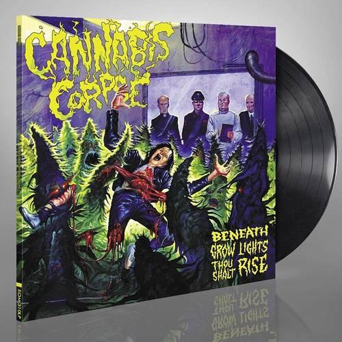 Cannabis Corpse - Beneath Grow Lights Thou Shalt Rise [LP]