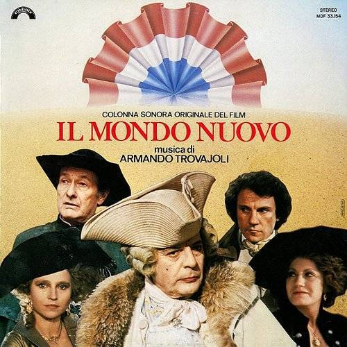 IL Mondo Nuovo (Original Motion Picture Soundtrack)