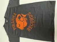 Piranha Records - Orange Bones Piranha [Large]