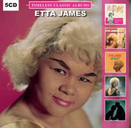 Etta James - Timeless Classic Albums
