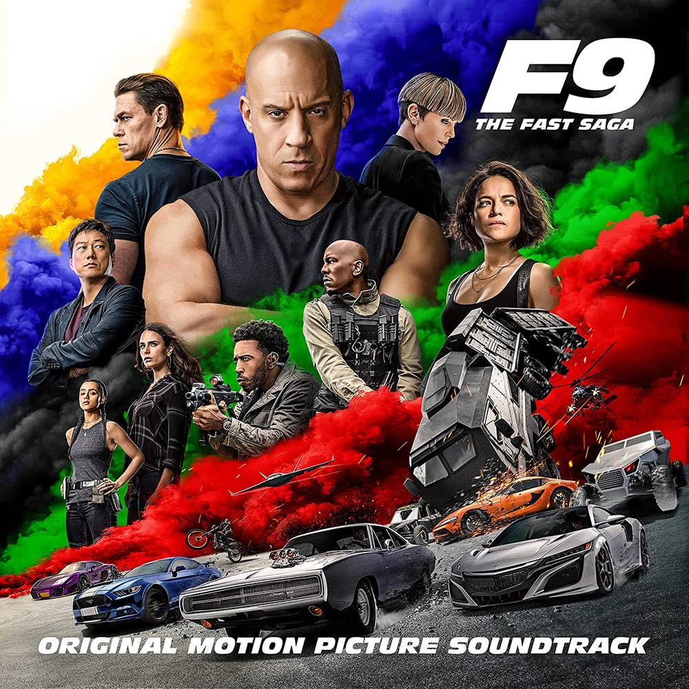 The Fast & The Furious [Movie] - F9: The Fast Saga (Orignal Motion Picture Soundtrack)