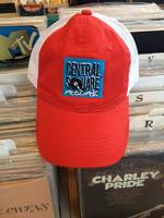Central Square Records - TRUCKER HAT (RED)