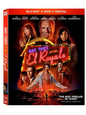 Bad Times At The El Royale [Movie]