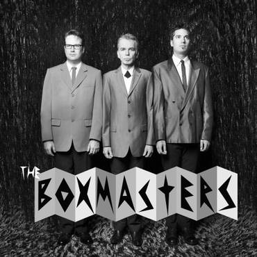 The Boxmasters [LP]