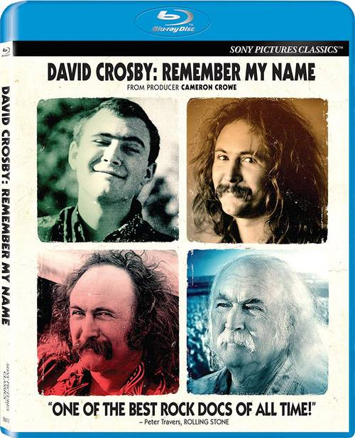 David Crosby: Remember My Name [Blu-ray]