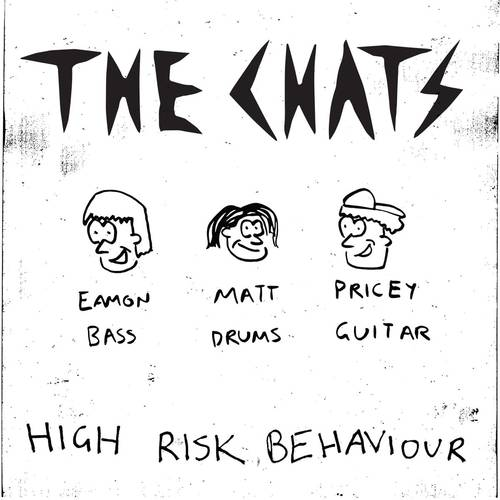 High Risk Behaviour [Piss Yellow LP]