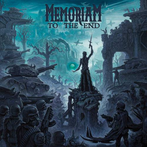 Memoriam - To The End [LP]