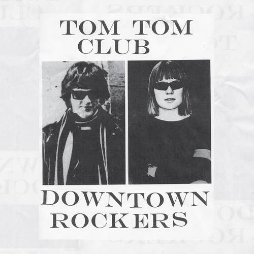 Tom Tom Club - Downtown Rockers [Limited Edition Pink LP]