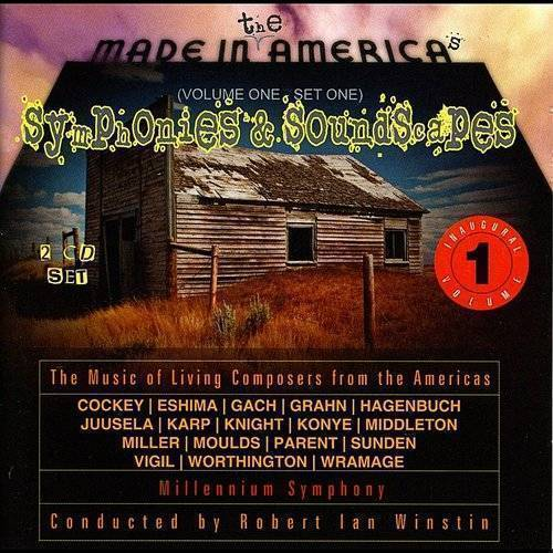 Made In The Americas 1: Symphonies & Soundscapes