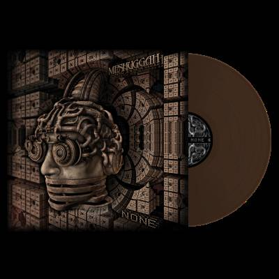 Meshuggah - None [Indie Exclusive Limited Edition Brown LP]