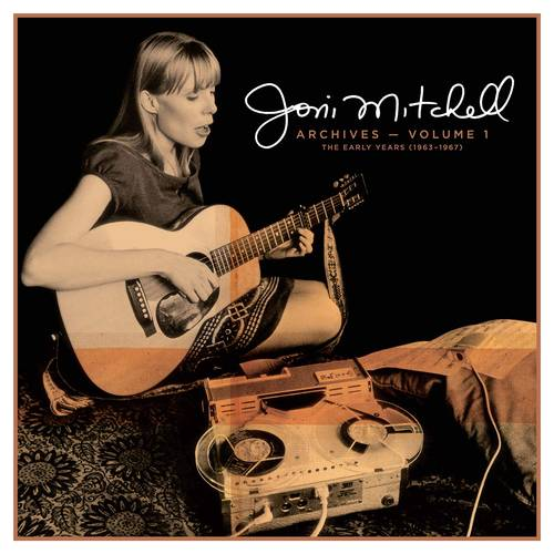 Joni Mitchell Archives Vol. 1: The Early Years (1963-1967) [5CD Box Set]