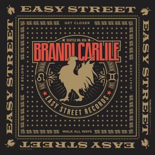 Easy Street - Brandi Carlile Bandana