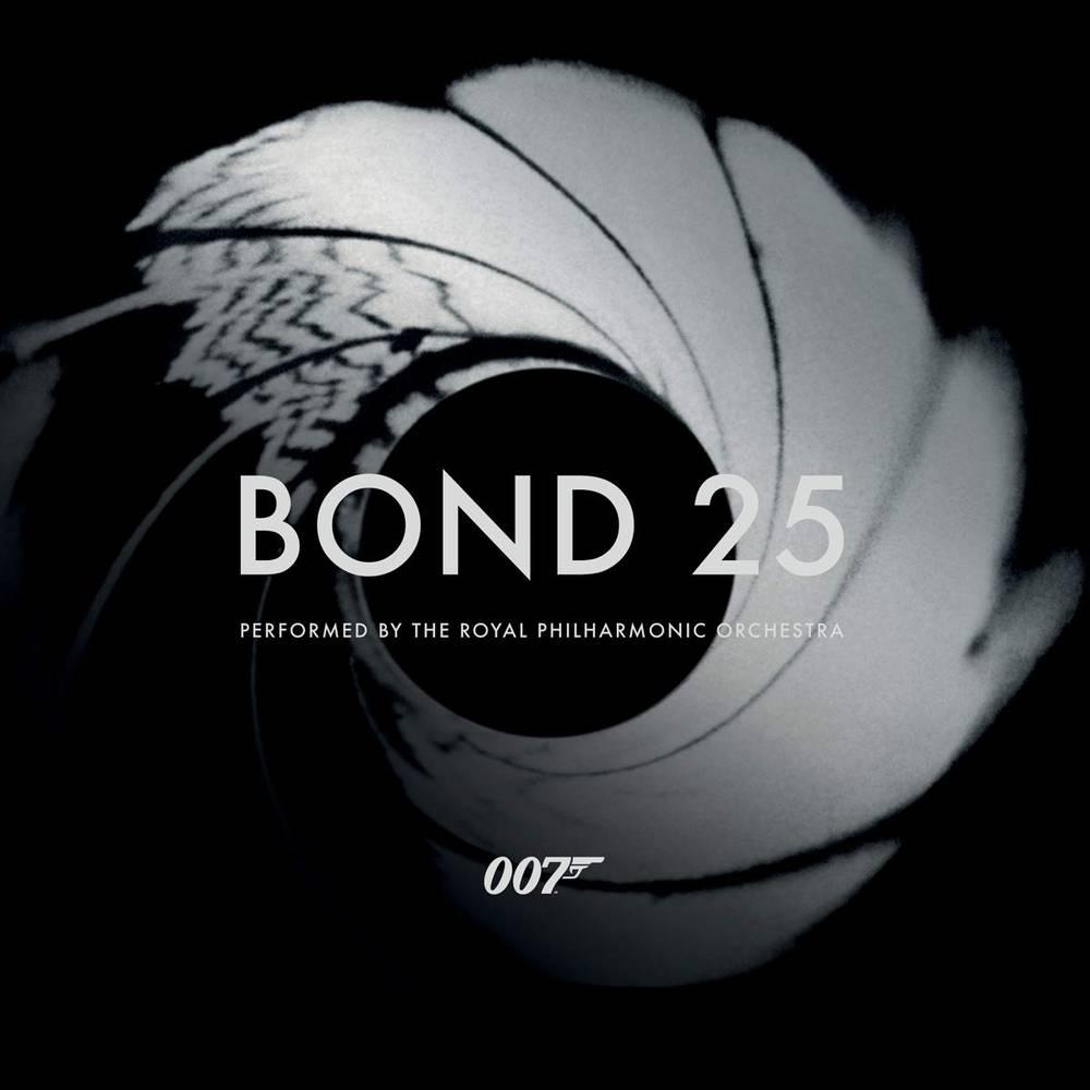 The Royal Philharmonic Orchestra - Bond 25 [2LP]