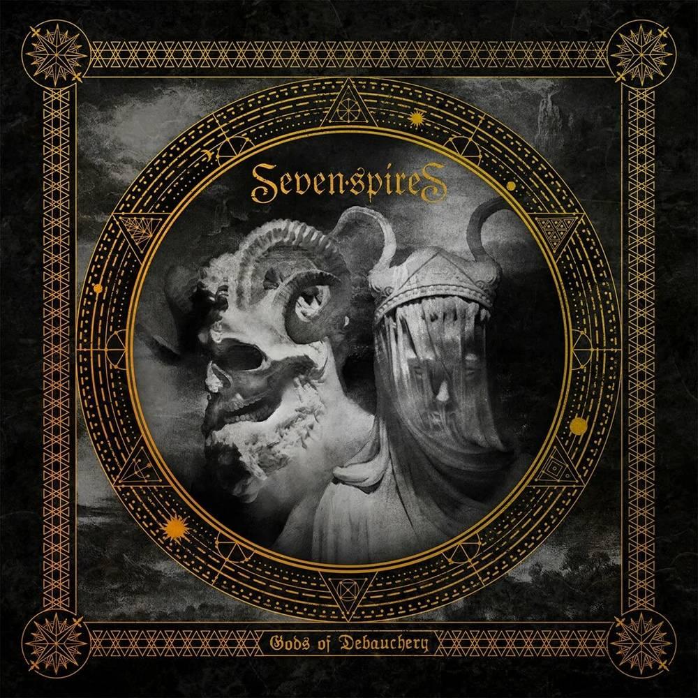 Seven Spires - Gods Of Debauchery [Limited Edition Gold 2LP]